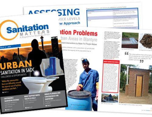 Sanitation Matters