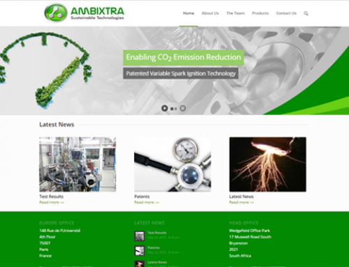 Ambixtra Website